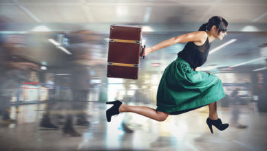 nu intarziati la aeroport
