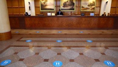 testare gratuita covid-19 pentru cei din industria hoteliera