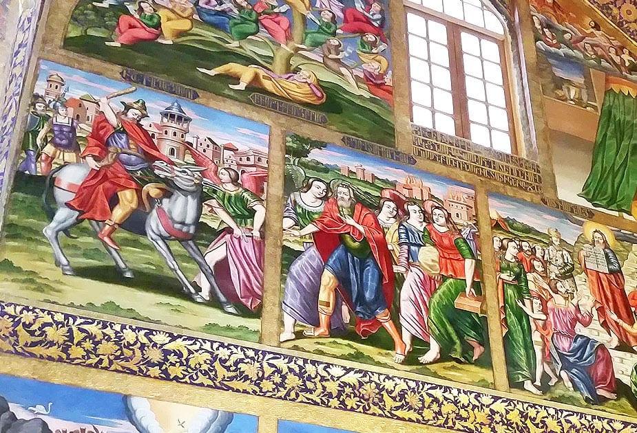 church of isfahan isfahan travel guide